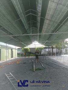 lưới chắn côn trùng Hàn Quốc,Lưới che nắng Thái Lan, mua lưới che chắn, mua lưới tại Lê Hà Vina,,nhà lưới nuôi trồng nấm linh chi, xây dựng chuỗi nhà lưới
