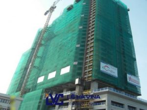 Lưới bao che công trình, Lưới an toàn, Lưới bao che, Lưới bao che công trình xây dựng